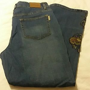 Coldwater Creek Jeans Size 16